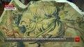 У Золочівському замку реставрують унікальні бельгійські шпалери XVI ст.