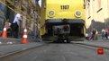 У центрі Львова трамвай збив 86-річного чоловіка