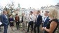 Міський голова Львова вручив подяки та дипломи місцевим підприємцям