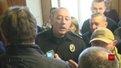Протестувальники увірвались в ЛОДА з вимогою відставки начальника поліції