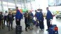Волейболісти збірної України повернулись до Львова з чемпіонату Європи