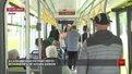 Злодіїв у львівських трамваях та тролейбусах фіксуватиме відеоспостереження