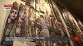 Іконописець Лев Скоп на виставці «365 святих на весь рік» збирає гроші на порятунок життя