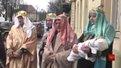 У Львові пацієнти психлікарні прийшли з вертепом до депутатів облради