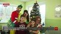 Напередодні Нового року до пацієнтів львівського ОХМАТДИТу навідались клоуни