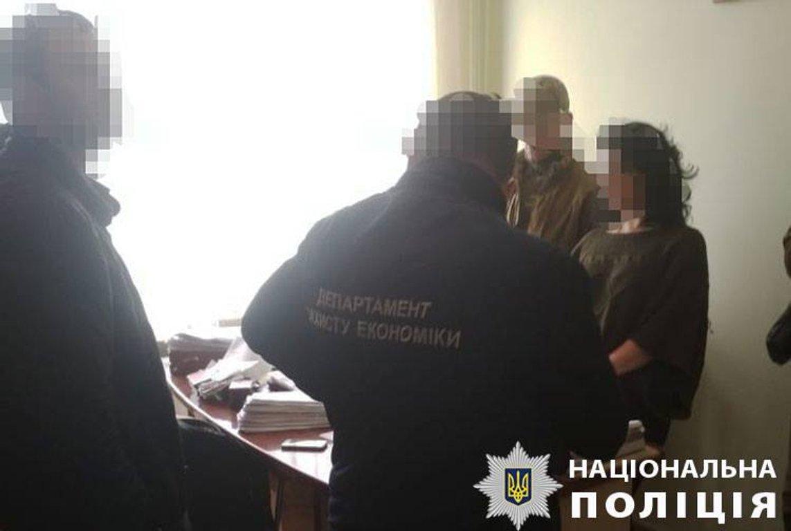 """Результат пошуку зображень за запитом """"Поліція затримала на хабарі 1000 доларів посадовицю Бориславської міськради"""""""