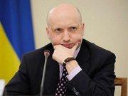Турчинов почав підписувати президентські укази