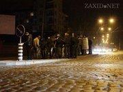 У Львові чоловік напав на представника автомобільної сотні