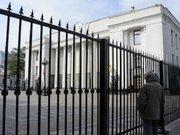 Турчинов доручив демонтувати паркан довкола парламенту