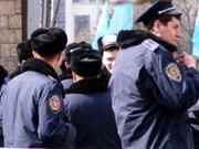 У Криму підняли по тривозі всю міліцію та ВВ