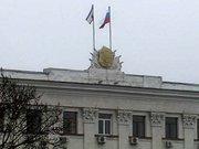 Озброєні люди у ВР Криму згодні пропустити в будівлю депутатів