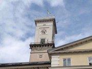 У Львові відзначили 24-ту річницю підняття синьо-жовтого прапора