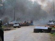 У Слов'янську сепаратисти нарахували 13 убитих серед своїх