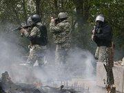 Антитерористична операція на сході України триває, – МВС