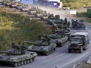 Росія стягнула до українського кордону 200 танків і артилерію