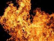 У Краматорську згоріли сім мікроавтобусів