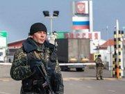 Аксьонов відкриє нові пункти пропуску на кордоні з Україною