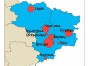 У Слов'янську сепаратисти утримують в полоні 4 журналістів