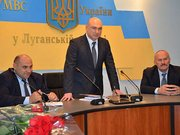 На Луганщині – новий начальник міліції