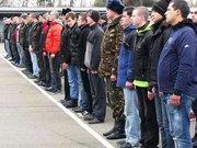 В Україні відновили призов до армії, – указ