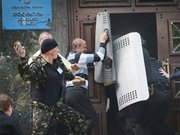 26 людей постраждало через штурм прокуратури у Донецьку