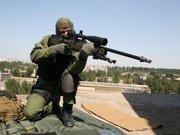 СБУ: У Слов'янську діють військові снайпери