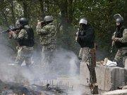 Десантники під Слов'янськом відбили атаку озброєних терористів