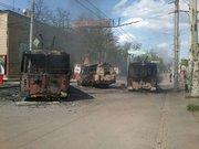 З'явилося відео після активних дій сепаратистів Краматорська (відео)