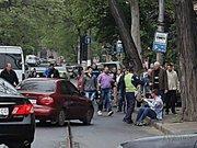 Нові заворушення в Одесі, є постраждалі - ЗМІ