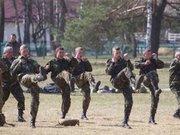 МВС проводить набір до другого резервного батальйону Нацгвардії