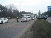 На в'їздах до Києва встановили дев'ять блокпостів