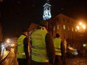 Активісти, які патрулюють Львів, потребують допомоги з пальним