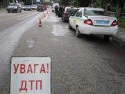 На дорозі Київ-Чоп легковик в'їхав у Газель: є жертви