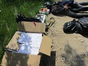 Нацгвардія вилучила 800 заповнених бюлетенів у Донецькій області