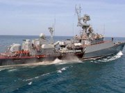 Сьогодні поновлюється вихід кораблів ВМФ України з Криму