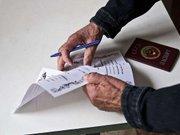 Сепаратисти ще вчора оголосили підсумок «референдуму» - 89,07% (відео)