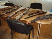 За тиждень на Львівщині здали 16 одиниць зброї