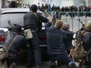 На Луганщині озброєні сепаратисти захопили ОВК