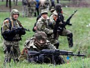 Під Краматорськом сепаратисти обстріляли військовий аеродром