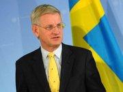 Більдт вважає недоречними переговори із сепаратистами