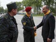 Парубій очолив українську робочу групу «Україна-НАТО», - указ