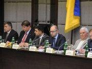 Учасники ІІ круглого столу єдності за ухвалення меморандуму миру
