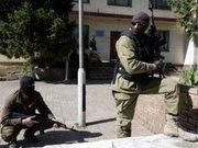 У Краматорську терористи захопили об'єкт ГТС