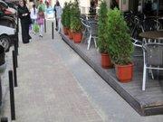 Розмір літнього майданчика на вул. Січових Стрільців зменшать