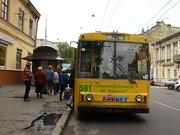 У Львові через ремонт вулиці змінить маршрут тролейбус №13