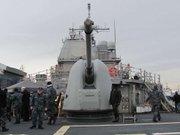 США знову направили військовий корабель у Чорне море
