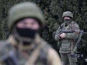 Терористи обстріляли штаб військової частини в Артемівську