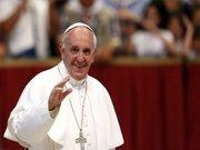 В УКУ презентували книгу про життя і місію Папи Франциска