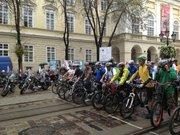 На вихідних у Львові пройдуть велосипедні крос-кантрійні змагання