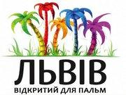 У центрі Львова з'являться тропічні пальми